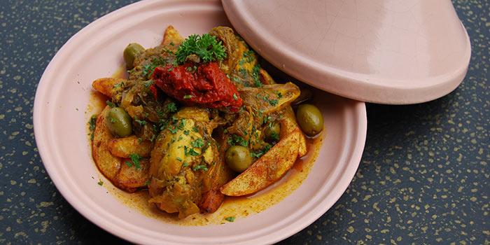 Dish 4 at Tangier