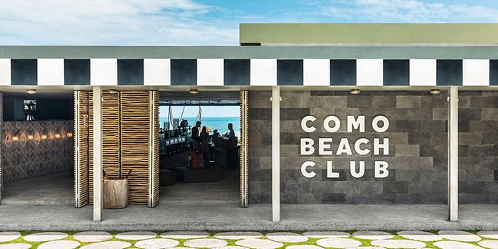 Exterior at COMO Beach Club, Canggu