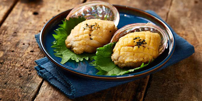 Abalone, Tian Tian Hainanese Chicken Rice (Causeway Bay), Causeway Bay, Hong Kong