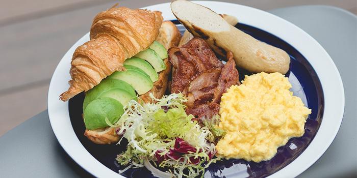 All Day Breakfast, Next Door Cafe & Bar, Causeway Bay, Hong Kong