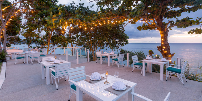 Restaurant-Atmosphere of Secret Sunset in Karon, Phuket, Thailand