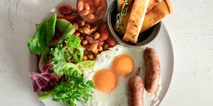 Big Breakfast from Healthy Tasty Club at 38 Soi Silom3(pipat) Silom, Bangrak Bangkok