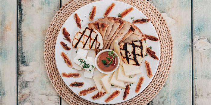 Cheese Platter, Santorini Greek Restaurant (SoHo), SoHo, Hong Kong