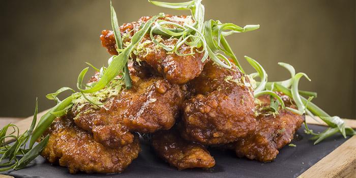 Chicken Fillet, Bread Street Kitchen & Bar, The Peak, Hong Kong