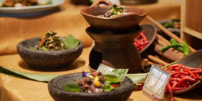 Cita Rasa Sulawesi from La Brasserie Le Meridien Jakarta