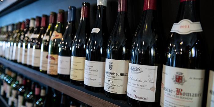 Collection, Le Quinze Vins, Mid-Levels, Hong Kong