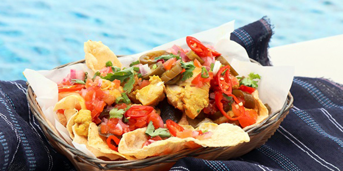 Urbana Classic Nachos from Urbana Rooftop Bar at Courtyard by Marriott Singapore in Novena, Singapore