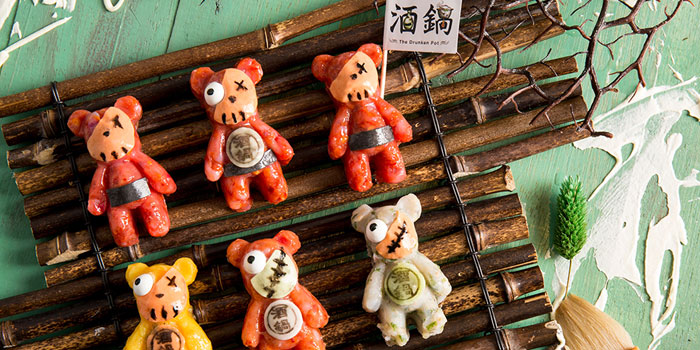 Crafting Bear, The Drunken Pot, Causeway Bay, Hong Kong