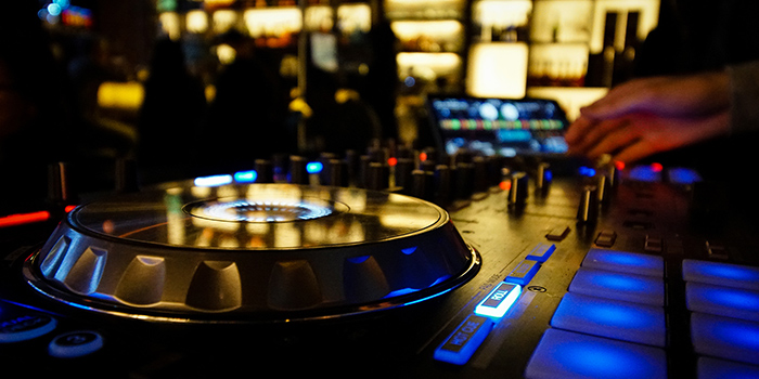DJ, WTF Bar, Causeway Bar, Hong Kong