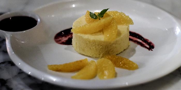 Desert Dishes from Prime+ Urban Grill Restaurant & Bar at Floor7th, Compass SkyView Hotel 12 Sukhumvit 24 Klongton, Klongtoey Bangkok