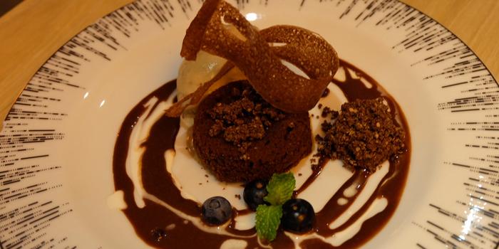 Desert Dishes from La Table De Tee Restaurant at 69/5 Soi Saladeang Silom Road Bangkok