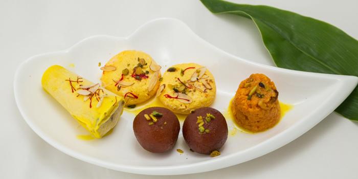 Dessert Dishes from Indian Hut at 414-420 Suriwongse Road Bang Rak Bangkok