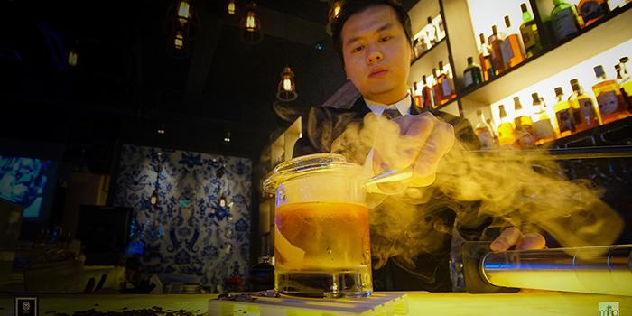 Drinks, WTF Bar, Causeway Bar, Hong Kong