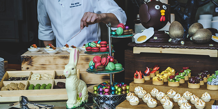 Easter Dessert Spread (21 Apr) from Racines at Sofitel in Tanjong Pagar, Singapore