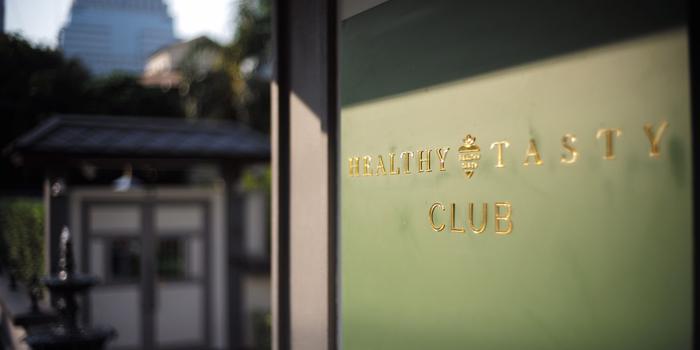 Entrance from Healthy Tasty Club at 38 Soi Silom3(pipat) Silom, Bangrak Bangkok