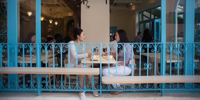 Exterior , Santorini Greek Restaurant (SoHo), SoHo, Hong Kong