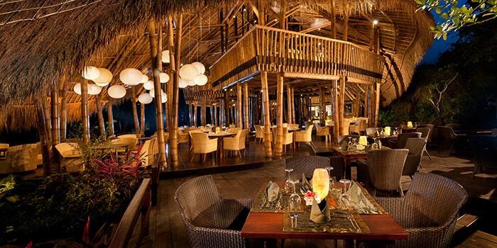 Exterior from Sakti Dining Room, Ubud, Bali