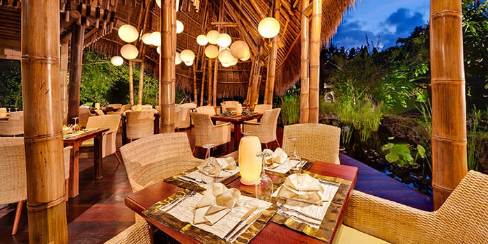 Exterior from Sakti Dining Room, Ubud, Bali