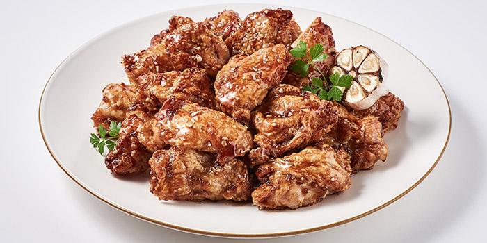 Frutiy Soy Garlic Boneless Chicken, Goobne Chicken, Central, Hong Kong