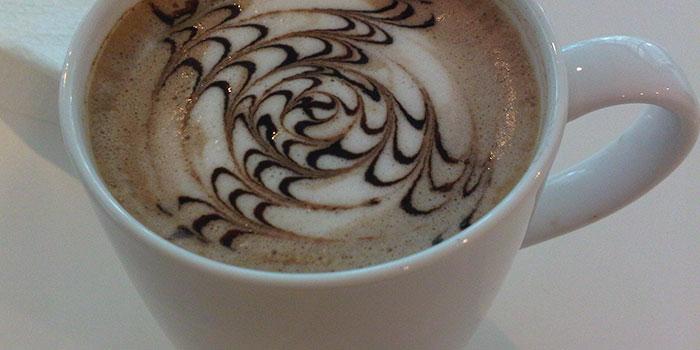 Hot Chocolate at High on Caffeine