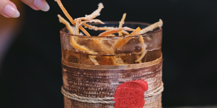 Drinks 1 from Mr. Fox, SCBD