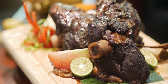 Iga Konro Bakar Makassar at La Brasserie Restaurant
