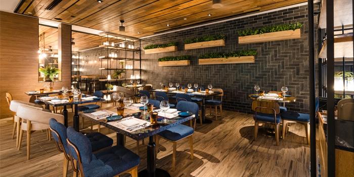Indoor-dining of Butcher