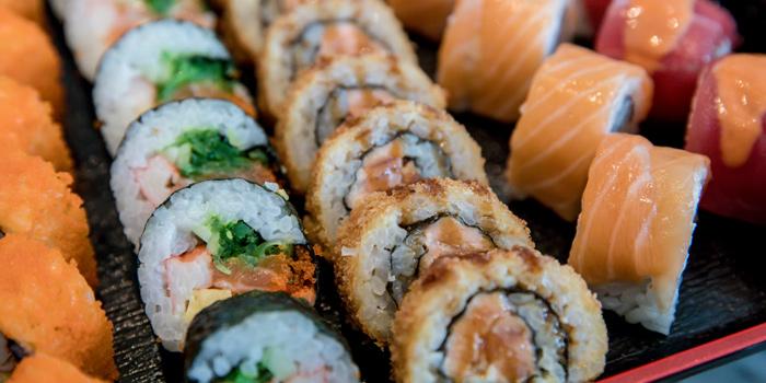 Japanese Corner from Latest Recipe at Le Méridien Bangkok 40/5 Surawong Road, Bangrak Bangkok