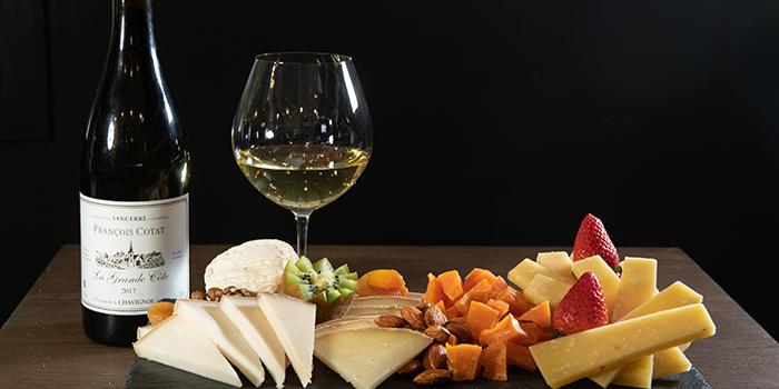 Le Boucher Français Small Platter, Le Quinze Vins, Mid-Levels, Hong Kong