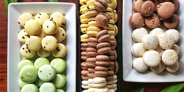 Macaron from Rustic-Eatery & Bar in Patong, Kathu, Phuket, Thailand