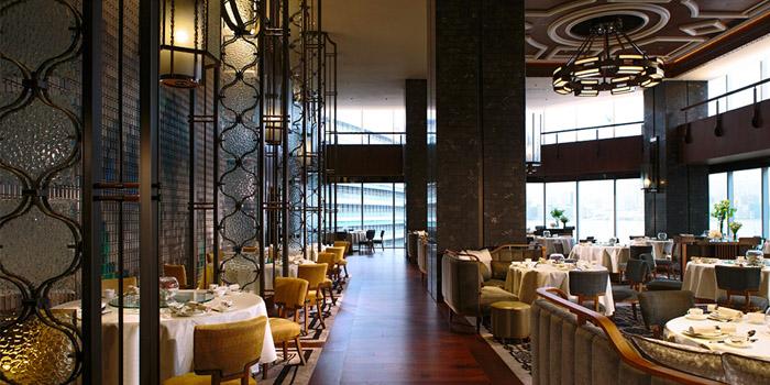 Main Dining Area, Dynasty, Wan Chai, Hong Kong