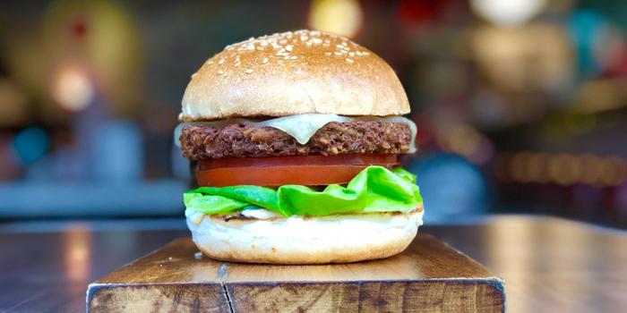 Monterey Burger, The Diner, Central, Hong Kong