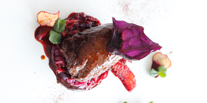 Appretizer Dish from J
