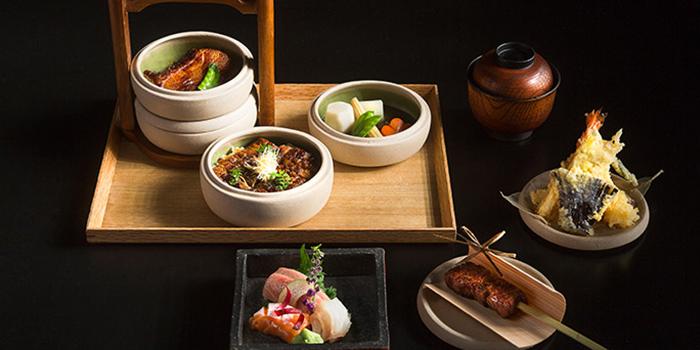 Premium Miyabi Bento from Mikuni in Fairmont Singapore, Singapore