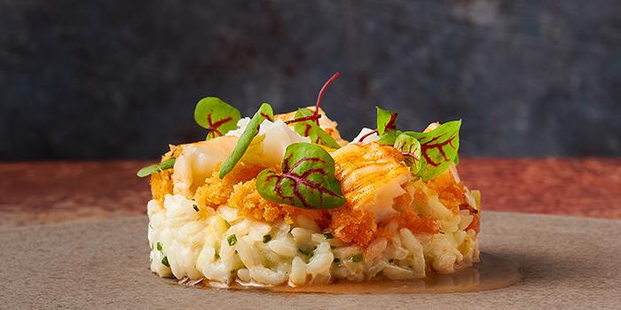 Crayfish Risotto from Salted & Hung on Purvis Street in Bugis, Singapore