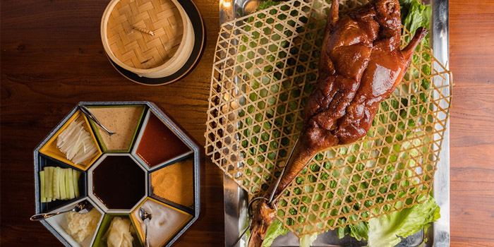 Roasted Duck, Fang Fang, Central, Hong Kong