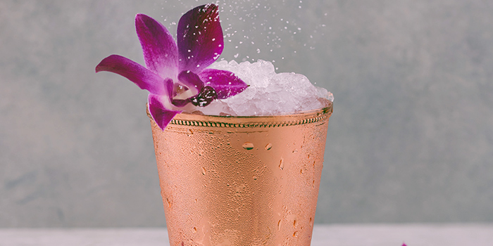 Hashtag Frose from 1927 at SO Sofitel Singapore in Raffles Place, Singapore