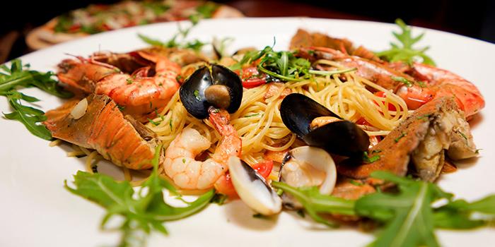 Spaghetti al Cartoccio from Al Borgo @ Alocassia Apartments in Bukit Timah, Singapore