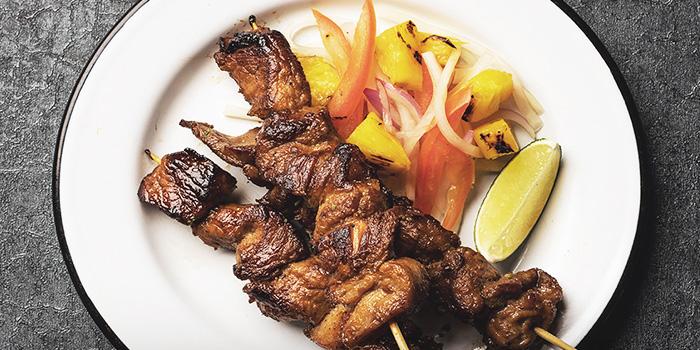Al Pastor Pork Skewers from Chimi