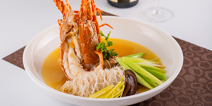 Lobster Beehoon from Famous Treasure in City Hall, Singapore