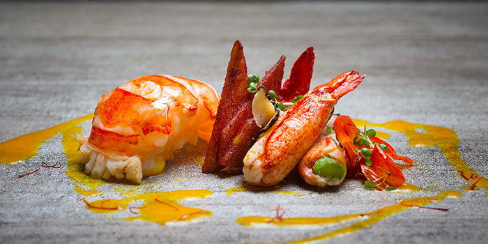 Boston Lobster from Forest 森 at Resorts World Sentosa in Sentosa, Singapore
