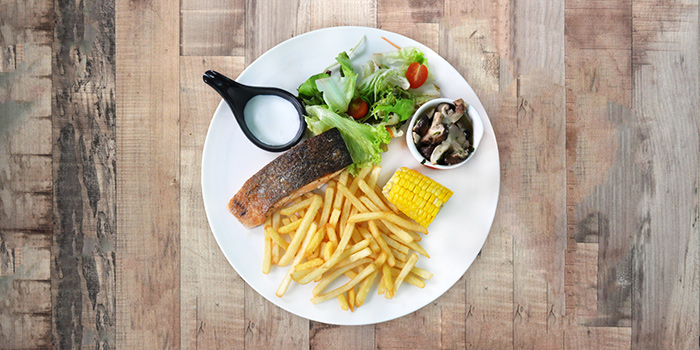 Atlantic Salmon from The Grumpy Bear at Thomson Plaza in Thomson, Singapore