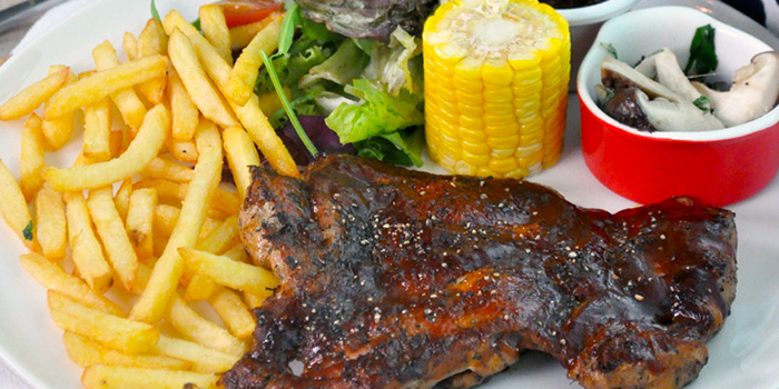 BBQ Chicken from The Grumpy Bear at Thomson Plaza in Thomson, Singapore