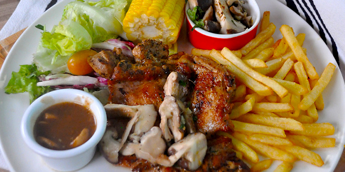 Truffle Chicken from The Grumpy Bear at Thomson Plaza in Thomson, Singapore
