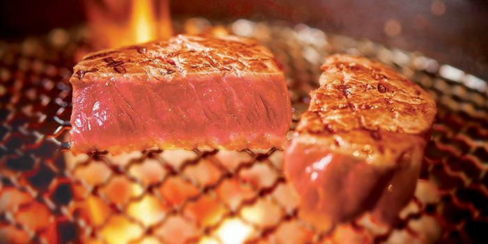 Premium Fillet Steak from Gyu-Kaku (CHIJMES) in City Hall, Singapore