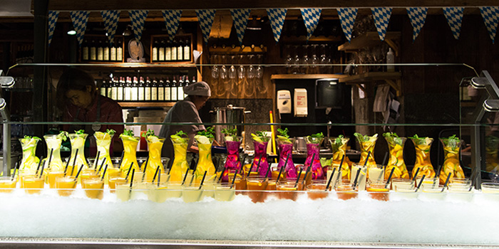 Lemonade from Marché Mövenpick (Suntec City) in Promenade, Singapore