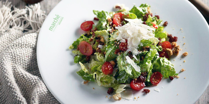 Salad from Marché Mövenpick (Suntec City) in Promenade, Singapore