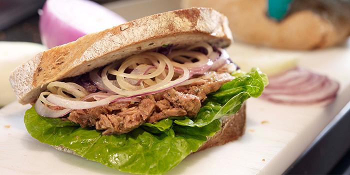 Sandwich from Marché Mövenpick (Suntec City) in Promenade, Singapore