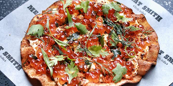 Ikura Pappadum from MeatSmith (Little India) in Little India, Singapore