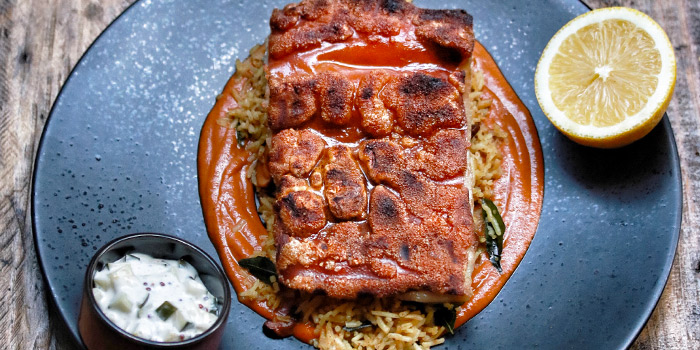 Suckling Pig Biryani from MeatSmith (Little India) in Little India, Singapore